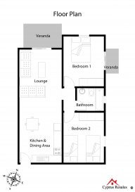 Leventis Court 2 Bedroom Penthouse