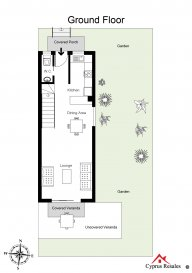 Iris Village 2 Bedroom Garden Townhouse