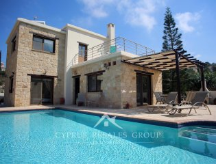 3 Bedroom Villa Evdokia in Tala  Property Image