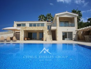 5 Bedroom Villa for sale in Sea Caves Area, Cyprus