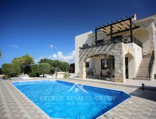 Pano Akourdaleia 3 bedroom Luxury Villa Property Image