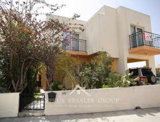 Central 3 Bedroom Townhouse Peyia Eve Property Image