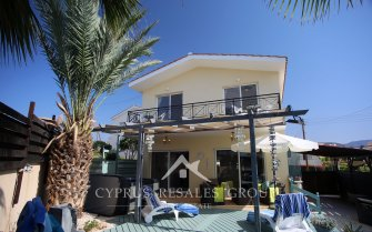 3 Bedroom Detached Villa Peyia Vrisi VI