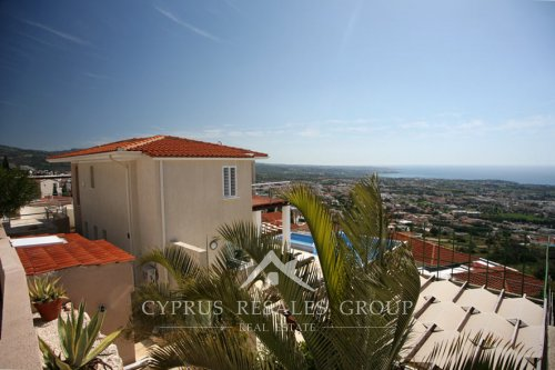 Villa Peyia Panorama, Cyprus - ideal panoramic views over the Mediterranean coastline
