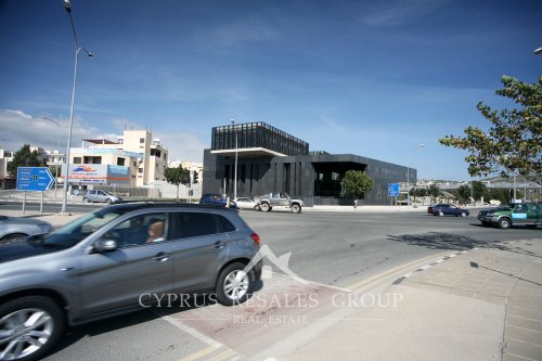 Electricity Authority of Cyprus - Paphos Head Office