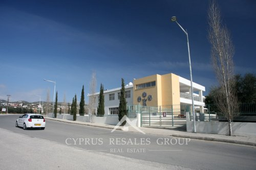 The International School of Paphos - modern private school
