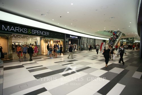 Your favorite shopping in Marks & Spencer at Kings Avenue Mall in Kato Paphos.