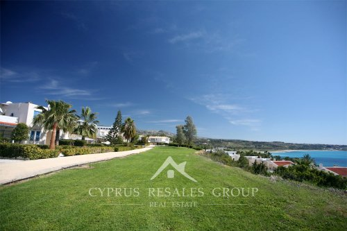 Beautiful sea views in Cybarco Coral Bay Village, Cyprus