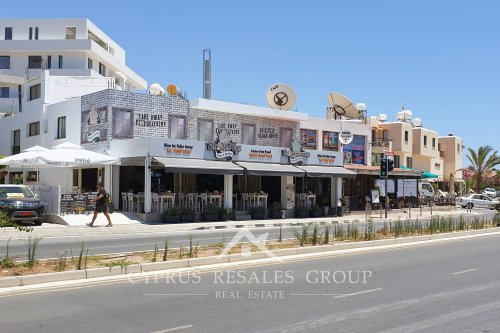 Three Pigs Grill House can be found opposite Cyprus Resales  Paphos office on Tombs of the Kings Rd.