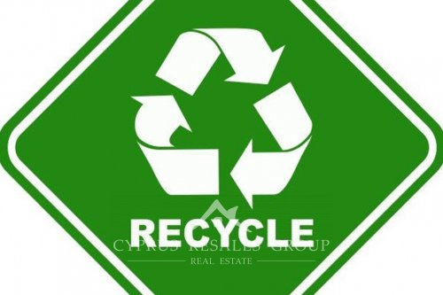 Cyprus offers recycling points for  plastics, glass, tin and paper.