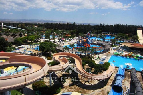 Cyprus has waterparks in Limassol, Paphos and Agia Napa.