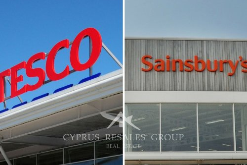 Alpha Mega and Papantoniou Bring Sainsburys and Tesco products  to Cyprus.
