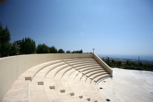 Tala  amphitheatre itself boasts stunning panoramic views from Paphos to Coral Bay.