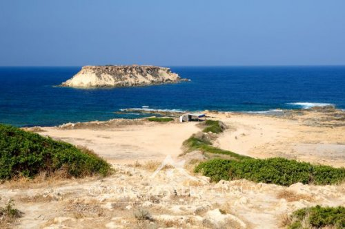 The Akamas is a wonderful place to experience the natural beauty of Cyprus.