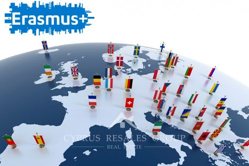 Most universities in Cyprus benefit from Erasmus+ programs.