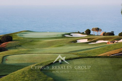 "Aphrodite Hills is a 5 star luxurious golf course integrated resort which was named ""2018 Golf Resort of the year""."