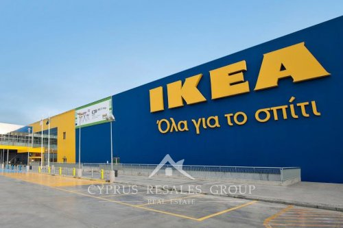 Nicosia has a full scale Ikea store that provides an online shopping service with affordable delivery charges.