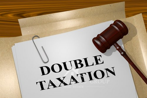 Cyprus had double taxation agreements with 64 countries.