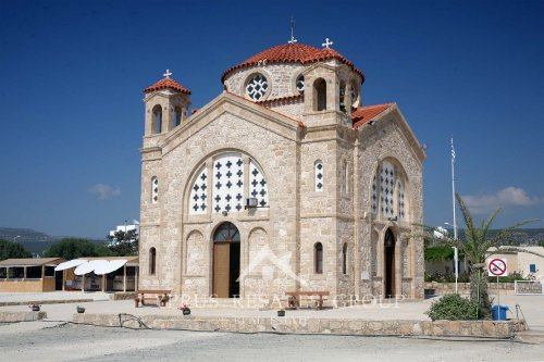 Church of St George in Peyia, Cyprus