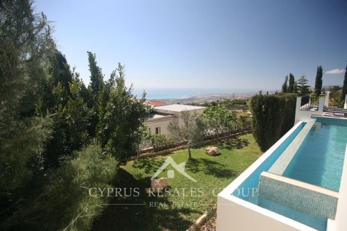 Views from the luxury villa in Tala